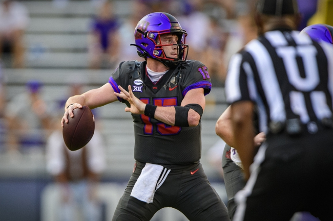 Texas Tech at TCU: 11/7/20 College Football Picks and Prediction