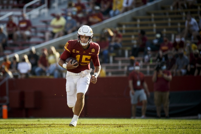 College Football Picks: Oklahoma State vs Iowa State Odds, Predictions 10/24/20