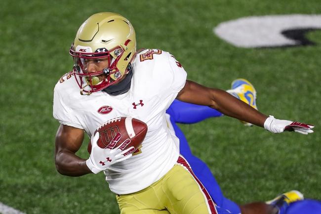 Boston College at Virginia Tech 10/17/20 College Football Picks and Predictions