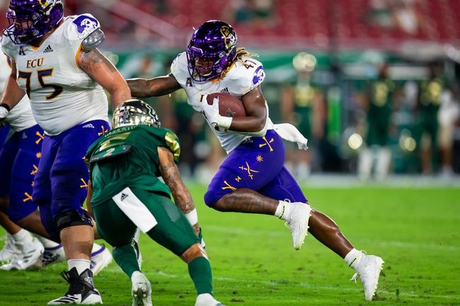 Navy at East Carolina: 10/17/20 College Football Picks and Prediction
