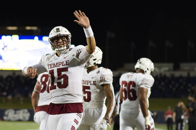Temple at Tulane 10/31/20 College Football Picks and Predictions