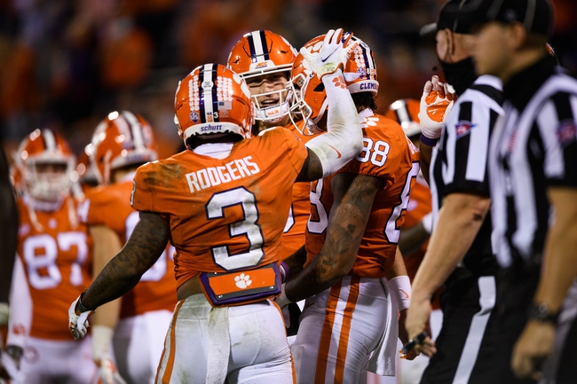 College Football Picks: Clemson vs Syracuse Odds, Predictions 10/24/20