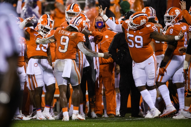 ACC Picks: Clemson vs Boston College 10/31/20 College Football Picks, Odds, Predictions