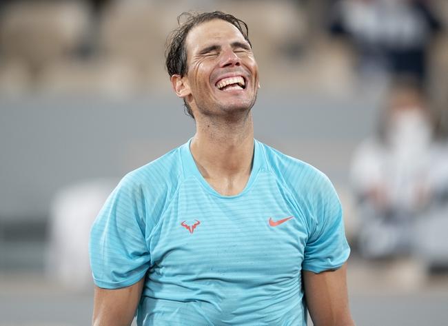 ATP Finals: Rafael Nadal vs. Andrey Rublev 11/15/20 Tennis Prediction