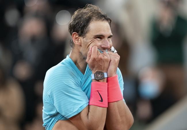 Paris Masters: Rafael Nadal vs. Feliciano Lopez 11/04/20 Tennis Prediction