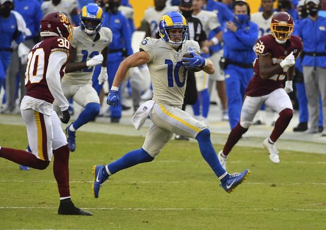 San Francisco 49ers at Los Angeles Rams 11/29/20 NFL Picks and Predictions