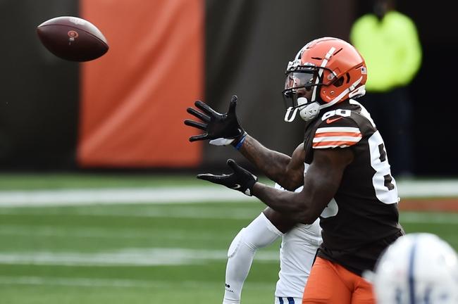 NFL Picks: Cleveland Browns vs Las Vegas Raiders 11/1/20 Odds, Predictions