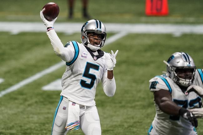Atlanta Falcons at Carolina Panthers 10/29/20 NFL Picks and Predictions