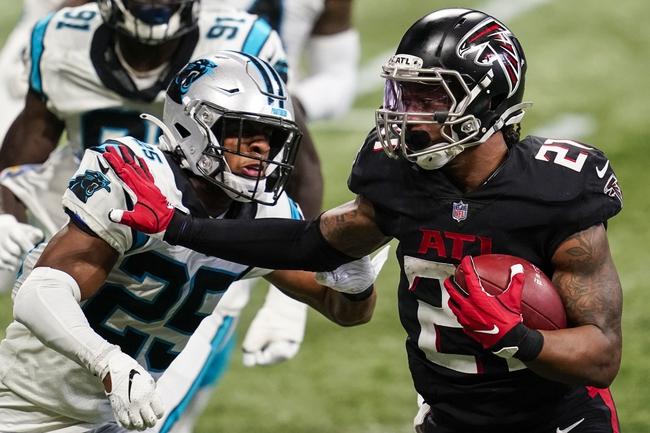 TNF: Carolina Panthers vs Atlanta Falcons 10/29/20 NFL Picks, Odds, Predictions