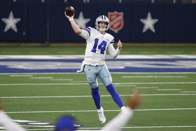Arizona Cardinals at Dallas Cowboys 10/19/20 NFL Picks and Prediction