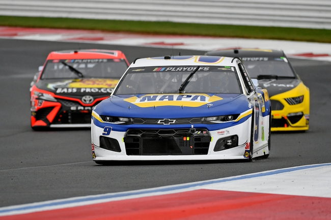 Xfinity 500 NASCAR Cup Series Picks, Odds, and Predictions 11/1/20