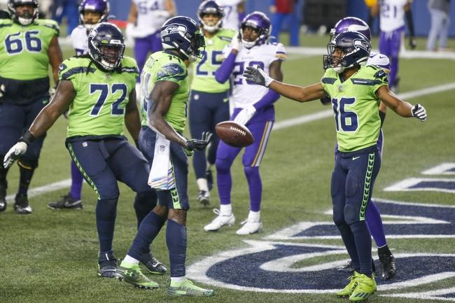 NFL Week 9 Play Seahawks / Bills