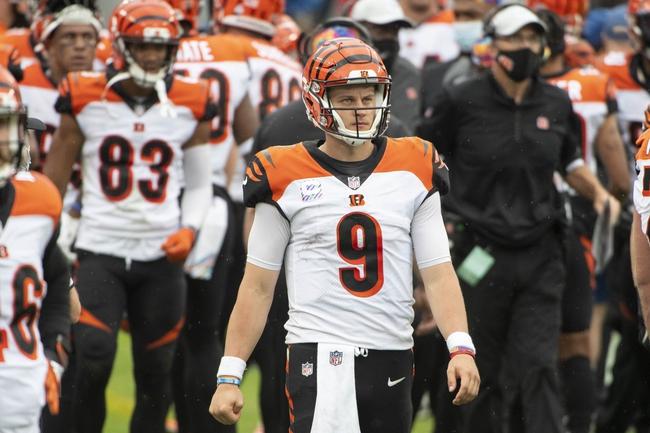 Cincinnati Bengals at Indianapolis Colts 10/18/20 NFL Picks and Predictions