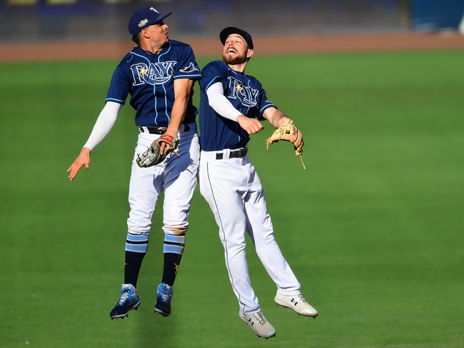 Tampa Bay Rays at Houston Astros 10/13/20 MLB ALCS Picks and Predictions