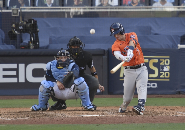 Houston Astros vs Tampa Bay Rays MLB ALCS Picks, Odds, Predictions 10/13/20