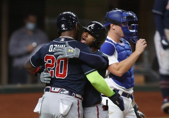 Atlanta Braves at Los Angeles Dodgers 10/13/20 MLB Picks and Predictions
