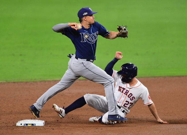 MLB Picks: Tampa Bay Rays vs. Houston Astros ALCS Odds, Predictions 10/14/20