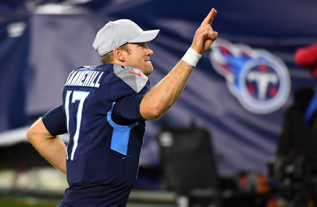 Pittsburgh Steelers at Tennessee Titans - 10/25/20 NFL Picks and Prediction