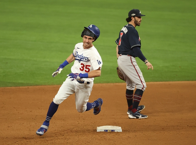 Los Angeles Dodgers at Atlanta Braves - 10/14/20 MLB NLCS Picks and Prediction