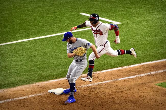 Dana Lane's Los Angeles Dodgers vs. Atlanta Braves Game four 'Oddsmaker Mistake'