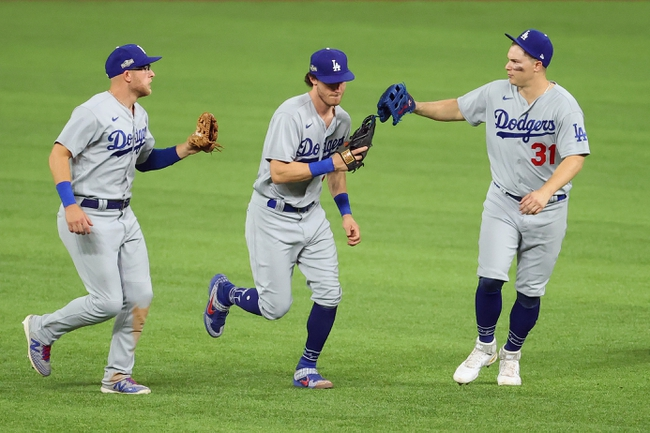 Los Angeles Dodgers at Atlanta Braves 10/15/20 MLB Picks and Predictions