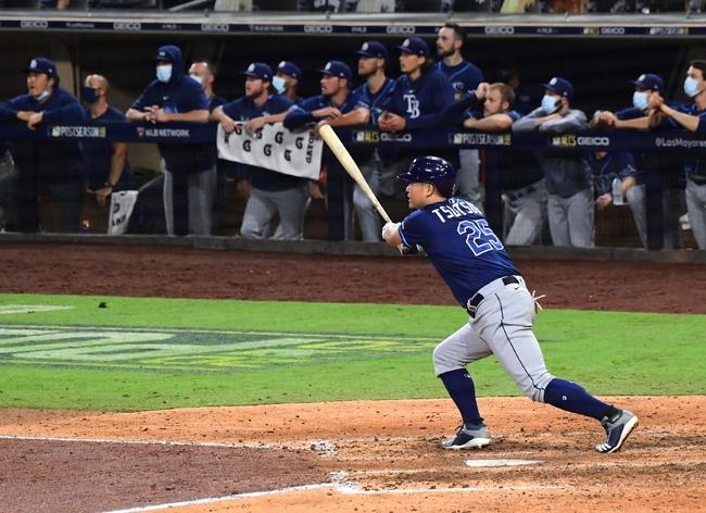 Houston Astros vs Tampa Bay Rays MLB Picks, Odds, Predictions 10/15/20
