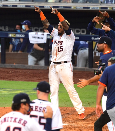 Dana Lane's Houston Astros vs. Tampa Bay Rays 'Late Information' Winner