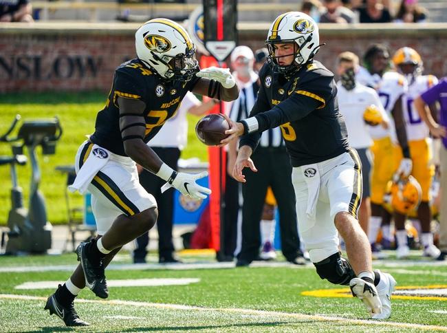 Postponed: Georgia at Missouri - 11/14/20 College Football Picks and Prediction