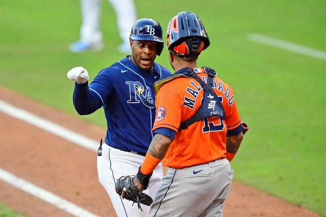Houston Astros at Tampa Bay Rays 10/17/20 MLB ALCS Picks and Predictions