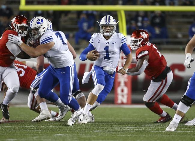 ATS Picks: BYU vs Texas State College Football Picks 10/24/20 Odds, Predictions