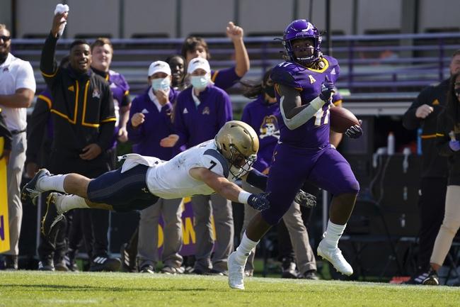 East Carolina at Tulsa Golden 10/30/20 College Football Picks and Predictions