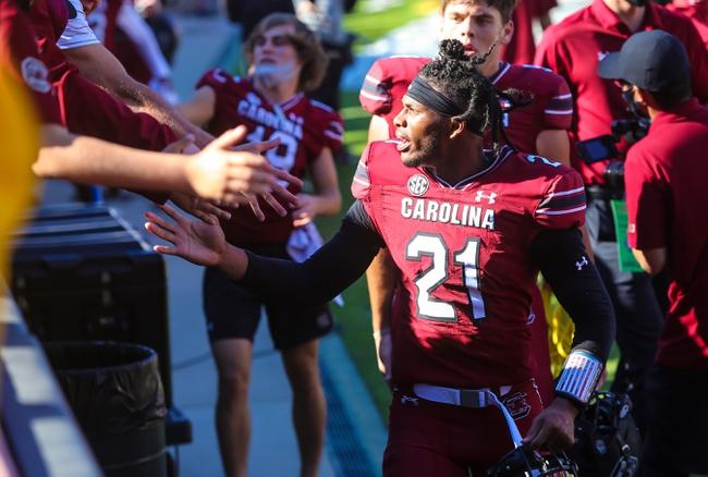South Carolina at LSU 10/24/20 College Football Picks and Prediction