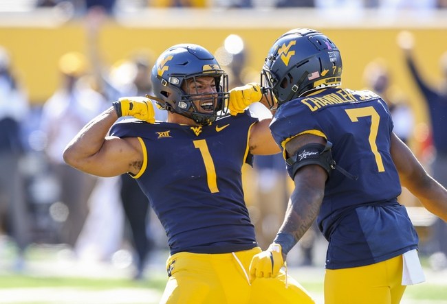West Virginia at Texas Tech 10/24/20 College Football Picks and Predictions