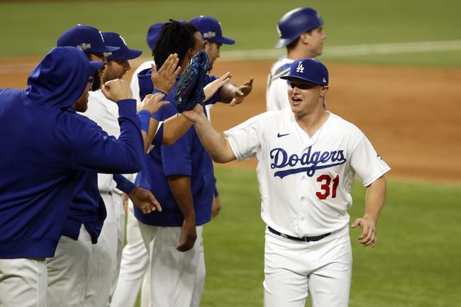 Los Angeles Dodgers vs Atlanta Braves MLB NLCS Picks, Odds, Predictions 10/18/20
