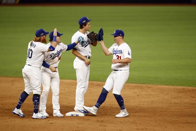 Atlanta Braves at Los Angeles Dodgers 10/18/20 MLB NLCS Picks and Predictions