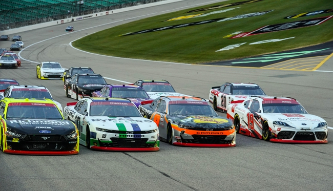 Draft Top 250 - NASCAR Xfinity Series Picks, Odds, and Predictions 10/31/20