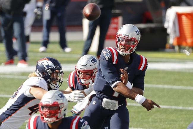 San Francisco 49ers at New England Patriots: 10/25/20 NFL Picks and Prediction
