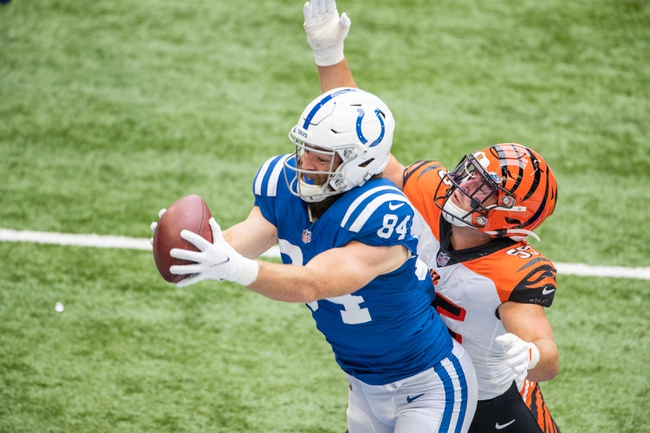 Indianapolis Colts at Detroit Lions 11/1/20 NFL Picks and Predictions