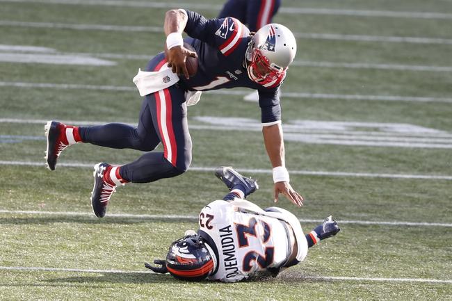 NFL Picks: New England Patriots vs San Francisco 49ers Picks 10/25/20 Odds, Predictions
