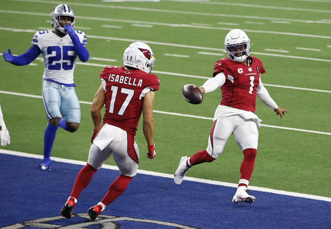 Seattle Seahawks at Arizona Cardinals: 10/25/20 NFL Picks and Prediction