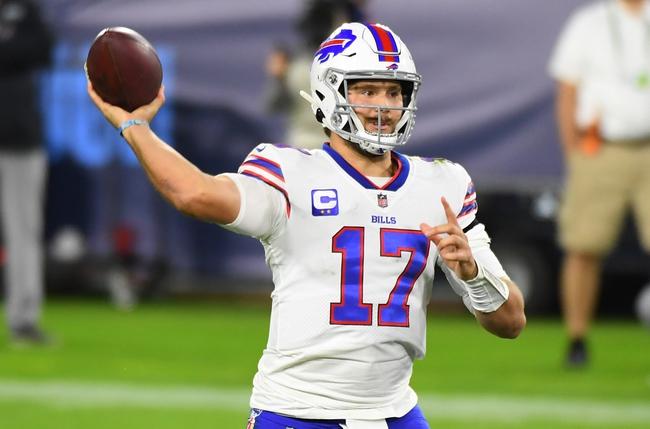 Buffalo Bills at New York Jets: 10/25/20 NFL Picks and Prediction