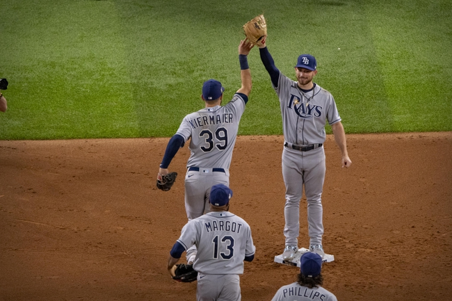 Los Angeles Dodgers at Tampa Bay Rays 10/23/20 MLB World Series Game 3 Picks and Predictions
