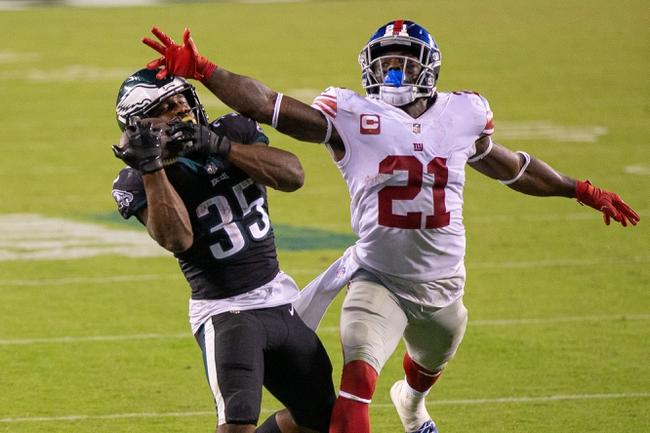 Philadelphia Eagles at New York Giants: 11/15/20 NFL Picks and Prediction