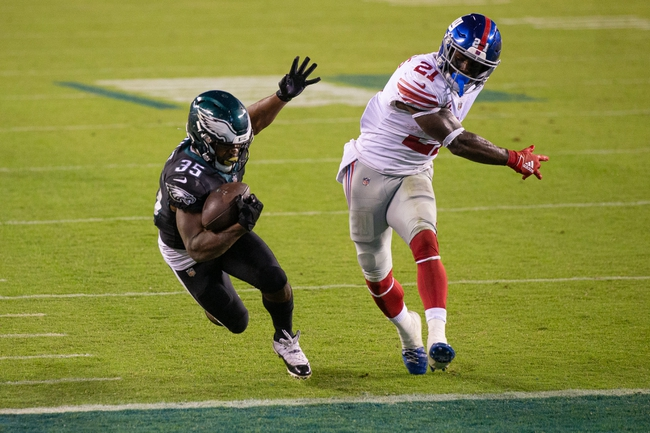 Mitch's Early NFC East SCORE