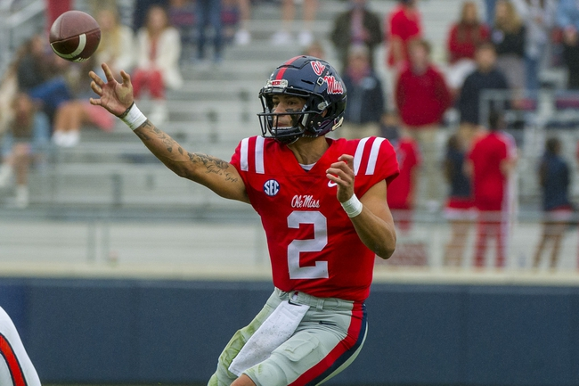 Ole Miss at Vanderbilt: 10/31/20 College Football Picks and Prediction