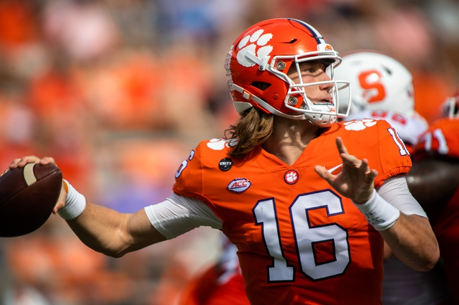 Boston College at Clemson: 10/31/20 College Football Picks and Prediction