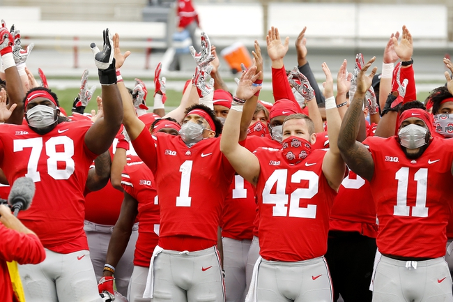 Ohio State at Penn State 10/31/20 College Football Picks and Prediction