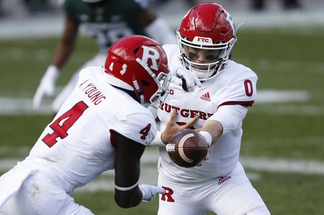 Prediction: Rutgers vs Indiana 10/31/20 College Football Picks, Odds