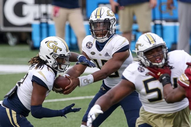 ACC ATS Picks: Georgia Tech vs Pittsburgh 12/10/20 College Football Picks, Odds, Predictions