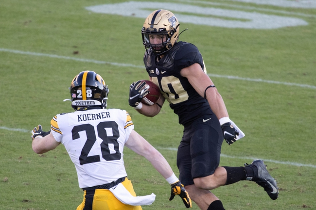 Purdue at Minnesota: 11/20/20 College Football Picks and Prediction